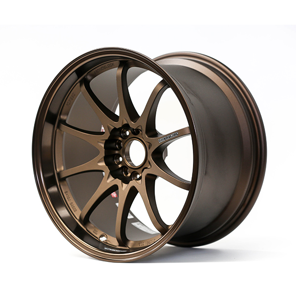 Rays Volk Racing CE28N 18 x 10.5″ +18 5 x 114.3 Bronze wheel set