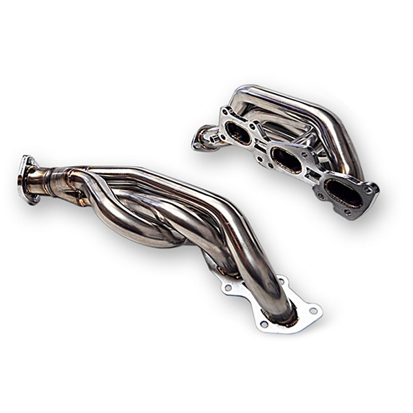 ARK Performance Hyundai Genesis Coupe | R-Spec Polished Headers 2010-ON | 3.8L