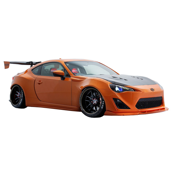 AIMGAIN X STANCENATION COLLABORATION Widebody Kit for 86/BRZ