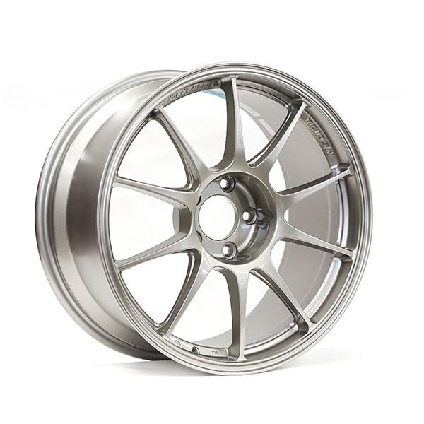 WedsSport TC105N 18×9″ +35 5×114.3 TS Titan finish wheel set