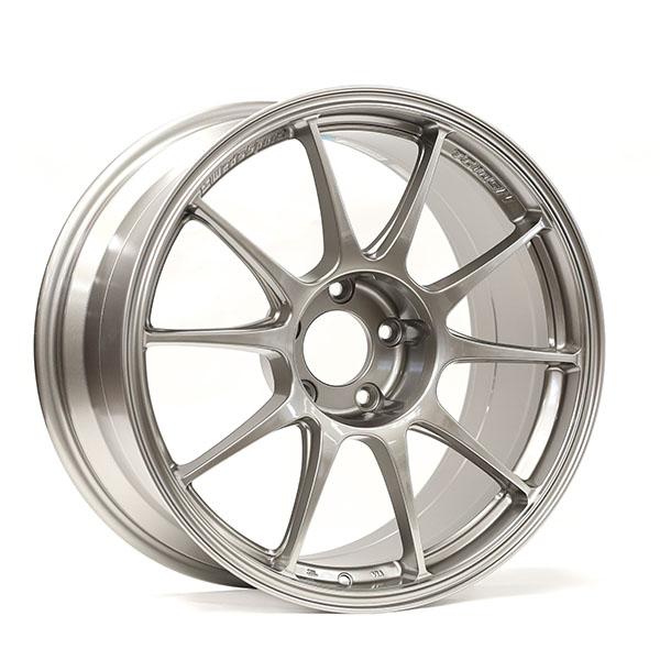 WedsSport TC105N 18×9″ +35 and 18×9.5 +35 5×114.3 TS TITAN finish wheel set
