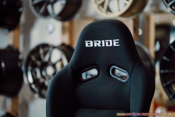 Bride ZETA III XL - Black