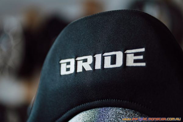 Bride ZETA III XL - Black