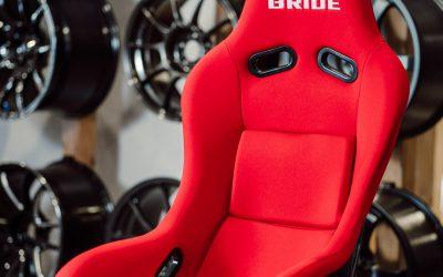 Bride ZETA III XL – Red