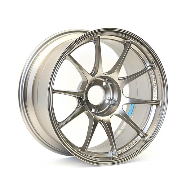 WedsSport TC105N 18×9.5 +10 5×114.3 TS TITAN finish wheel set