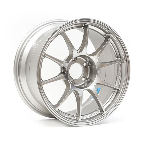 WedsSport TC105N 17×9″ +25 5×114.3 TS Titan finish wheel set _ DISCONTINUED
