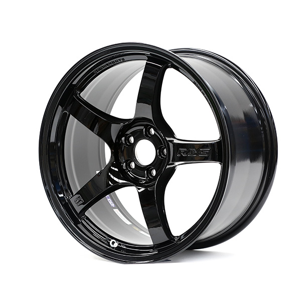 Rays Gram Lights 57CR 18×9.5″ +38 5×100 GX wheel set finish