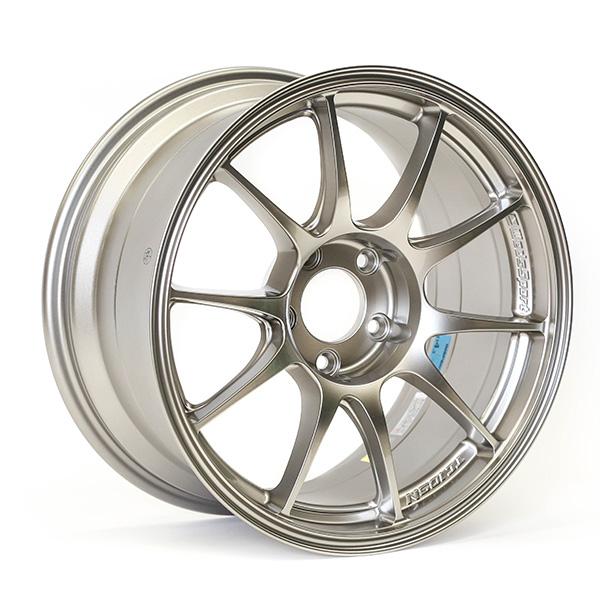 WedsSport TC105N 17×9″ +35 5×114.3 TS TITAN finish wheel set DISCONTINUED