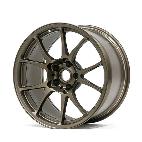 TWS Motorsport T66-F 18×10″ +20 5×114.3 Flat Bronze Finish Wheel Set