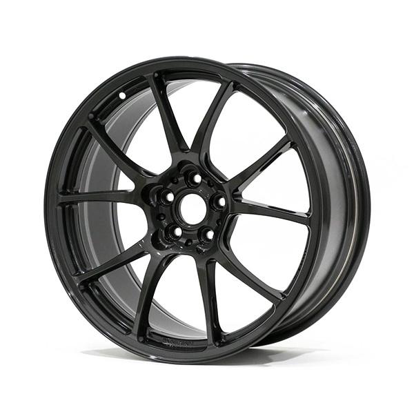 TWS Motorsport T66-F 18×8.5″ +42 5×100 Gloss Gunmetal Finish Wheel Set