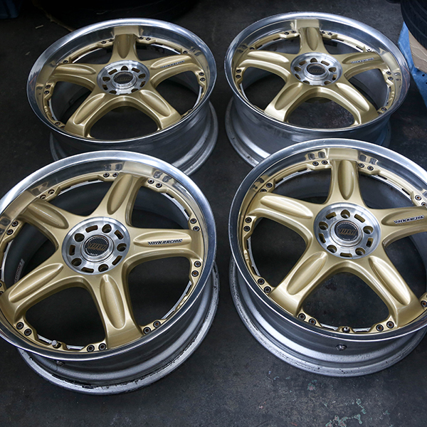 SOLD USED – Rays Volk Racing GT-C 18×7.5″ +37 5×100