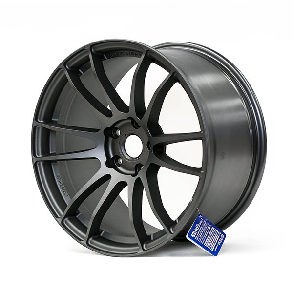 RAYS GRAM LIGHTS 57XTREME 18 X 9.5″ +40 5 X 114.3 MATTE GRAPHITE WHEEL SET