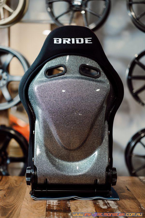 Bride Stradia II Sport - Black Logo