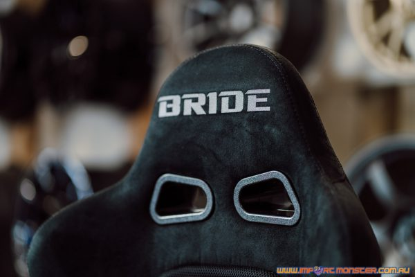 Bride Euroster II - Black
