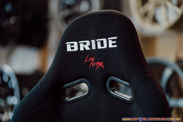 Bride Stradia II XL - Black