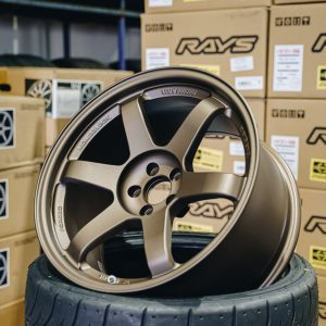 RAYS Volk Racing TE37SL Forged Wheel