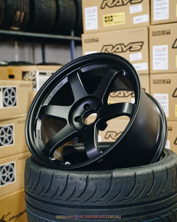 RAYS Volk Racing TE37SL Forged Wheel