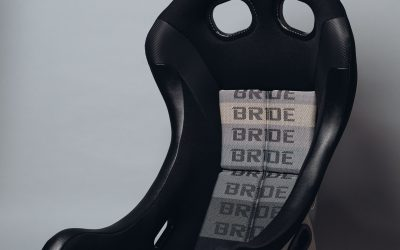 Bride ZIEG IV Lowmax FIA approved racing seat – gradation– FRP- HB1GMF