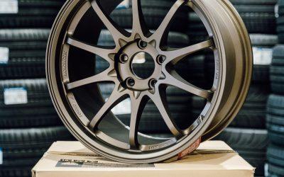 Rays Volk Racing CE28SL 18×9.5″ +38 5×100 Blast Bronze BB wheel set