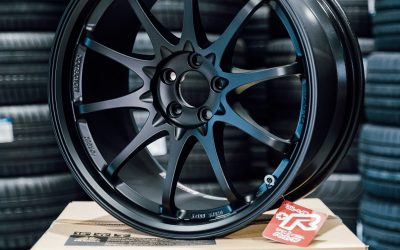 Rays Volk Racing CE28SL 18×9.5″ +38 5×100 Matte Black MB wheel set